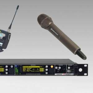 Microfonía inalambrica