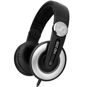 Sennheiser HD 205 II son auriculares para DJ