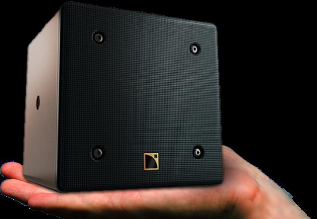 L Acoustics 5XT Caja acústica pasiva, coaxial y ultracompacta
