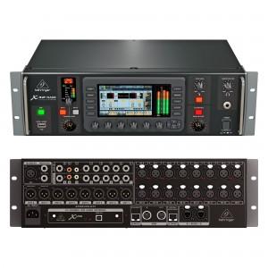 Behringer X32 RACK es una mesa de mezclas digital, formato rack