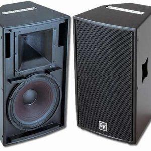 El Electro Voice QRx 115 75 es un altavoz multifunción