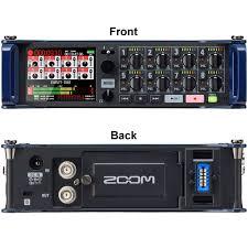 ZOOM F8 5