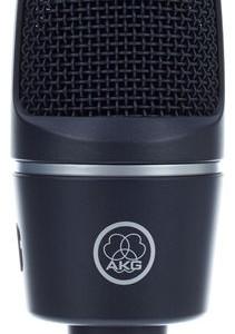 AKG C3000 es un micrófono de condensador de gran diafragma