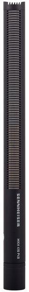 Sennheiser MKH 416 es un micrófono condensador de cañón corto