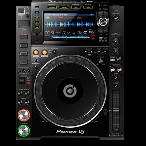 Multireproductor de DJ
