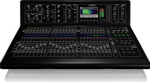 MIDAS M32 es una mesa de mezclas digital de 32 canales